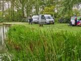 Politie zoekt naar sporen in zaak gevonden dode baby in Wernhout