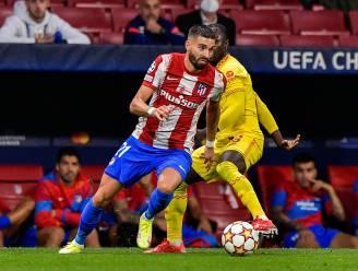 OVERZICHT. Carrasco verliest na spektakelstuk tegen Liverpool - Ajax legt perfect rapport voor