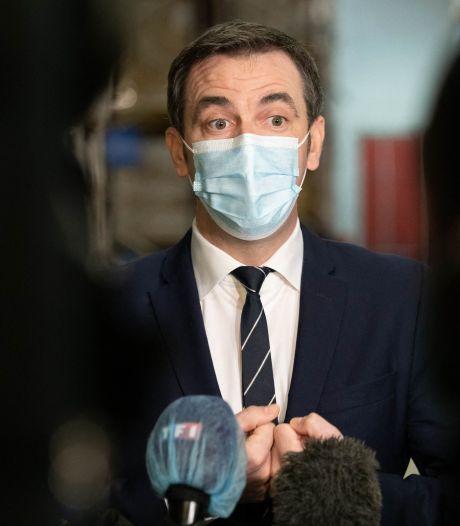 """Le million de vaccinés """"largement atteint"""" d'ici la fin janvier en France"""