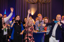 Ruim 200 internationale gasten werden vrijdag in Amsterdam verwelkomd om een weekend lang het 300-jarig bestaan van de Bavaria-brouwerij te vieren.