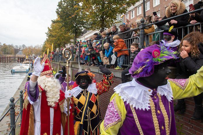 Intocht Sinterklaas Breda.