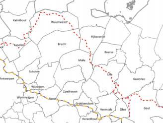 Schepencollege Beerse geeft negatief advies voor pijpleiding Antwerpen-Ruhrgebied