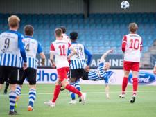 Ondanks wereldse openingsfase sluit FC Eindhoven het seizoen af met gelijkspel tegen Jong FC Utrecht