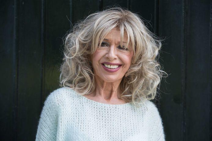 2021-07-21 15:31:23 AALSMEER - Portret van de Nederlandse zangeres Bonnie St. Claire (Bonje Cornelia Swart). ANP KIPPA PAUL BERGEN