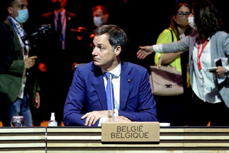 Minister Alexander De Croo. Beeld Hollandse Hoogte