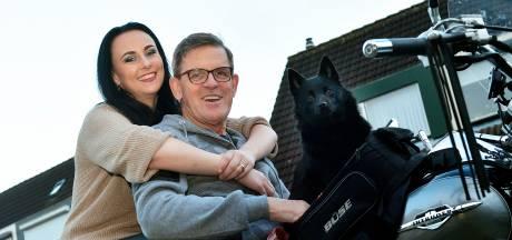 Sjef en Denise zijn getrouwd met 36 jaar leeftijdsverschil: 'Liever kort gelukkig met hem dan lang ongelukkig'