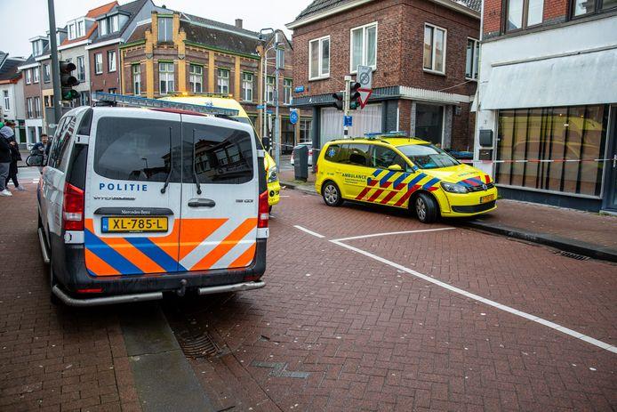 Steepartij Roosendaal