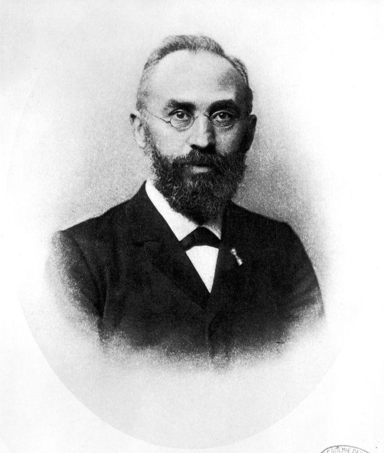 Lorentz' verdiensten voor wetenschap en vaderland zijn groot, dat lijdt geen twijfel. Beeld Getty