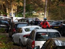 Nu zelfs vechtpartij om parkeerplekje: boswachters zitten met hun handen in het haar om drukte