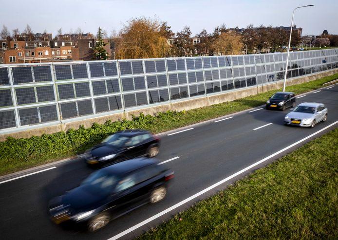 De provinciale weg N470 is de duurzaamste autoweg van Nederland