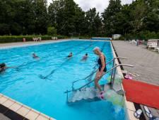 Geen luie, maar lekkere trap voor zwembad De Alk in Biddinghuizen