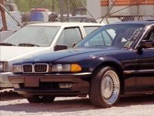 Auto waarin rapper Tupac werd vermoord is te koop voor 1,4 miljoen