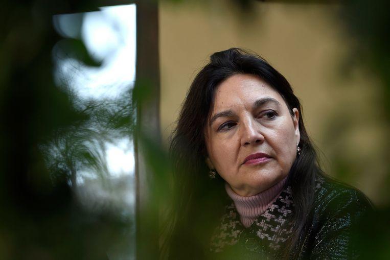 Minister van Energie Marie Christine Marghem (MR).  Beeld Photo News