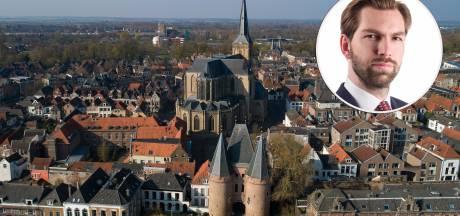Statenlid Pool wil als eerste PVV'er burgemeester worden en solliciteert in 'zijn' Kampen