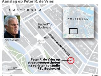 """""""Mannen stonden klaar om Peter R. de Vries te filmen na aanslag"""""""