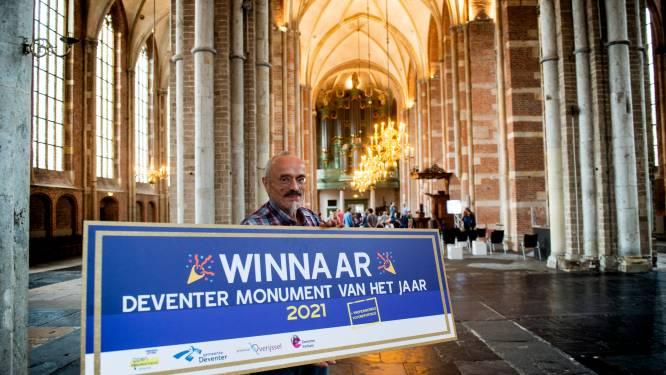 Lebuinuskerk is Deventer Monument van het Jaar, maar wat heeft het bekendste gebouw van de stad aan de prijs?