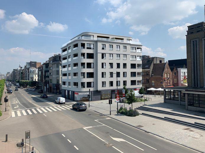 Heylen Vastgoed opent een nieuw kantoor vlak naast de voetgangerstunnel om aan de vraag te kunnen voldoen.