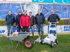 Vrijwilligersmarkt voetbalclub RKSV Halsteren voor herhaling vatbaar