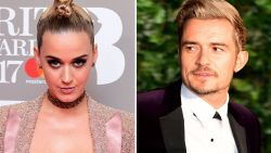 """Katy Perry en Orlando Bloom weer bij elkaar"""