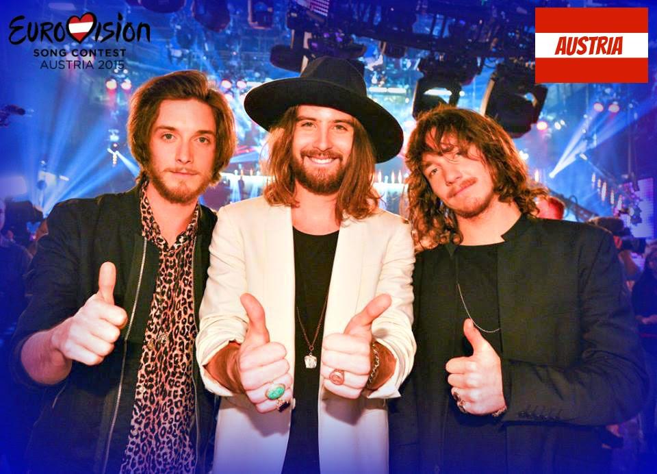 De Oostenrijkse band The Makemakes heeft in 2015 een twijfelachtige primeur bij het Songfestival: voor het eerst scoort het gastland nul punten