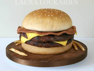 Dit is geen hamburger, maar nog iets veel beter...