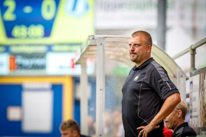 Staphorst-coach Paul Weerman.