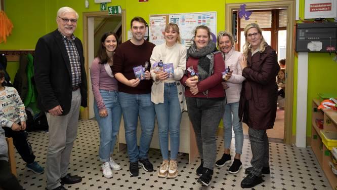 BKO Schellebel zet kinderbegeleiders in de bloemetjes