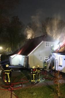 Uitslaande brand in woning Almkerk, 31-jarige uit Andel aangehouden