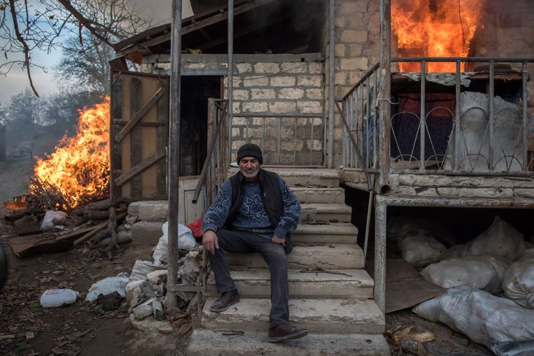 Karegach, Nagorno-Karabach. Beeld Valery Melnikov