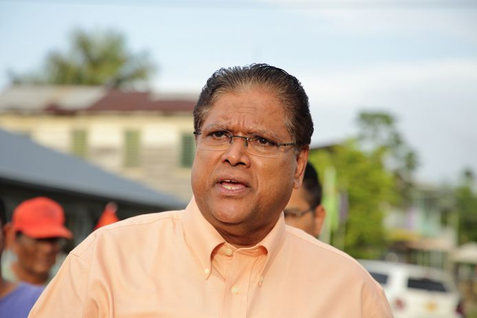 Chan Santokhi is de nieuwe president van Suriname.
