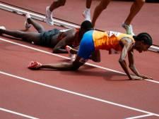 La folle remontée de Sifan Hassan après une chute en série du 1.500m