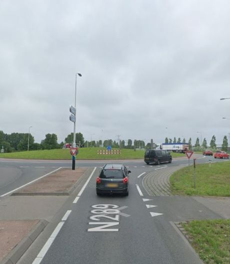 Rotonde en stoplichten bij afslag Kruiningen-Yerseke voor 2,5 miljoen op de schop