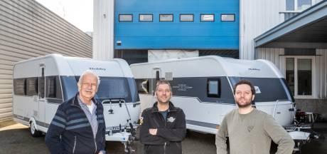 Caravans van Welten in Veldhoven kom je in heel Europa tegen