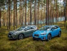 Ook Subaru ontkomt niet aan hybride aandrijving