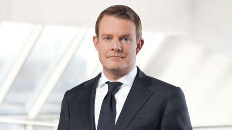 Stephan Borchert, sinds februari dit jaar CEO van optiekconcern GrandVision Beeld .