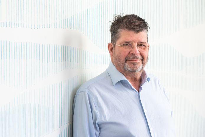 Directeur Jeroen Berkhout van Instituut Maatschappelijk Welzijn (IMW) vertrekt na 41 jaar, waarvan 25 jaar als directeur.