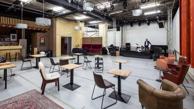 Berlijnse sfeer en goede akoestiek: Rotterdam heeft nieuw podium voor muziek en dans