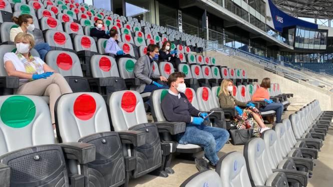 """Test-event op 15 mei met 300 mensen in Ghelamco Arena: """"Gent wil zijn naam als feeststad eer aandoen"""""""