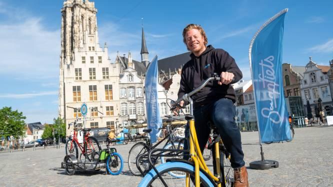 Swapfiets zadelt Mechelaars en Leuvenaars op met klassieke Nederlandse omafietsen