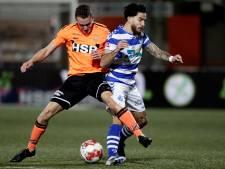 De Graafschap zonder Tutuarima en Van Huizen tegen Almere City FC; Mystakidis op de bank