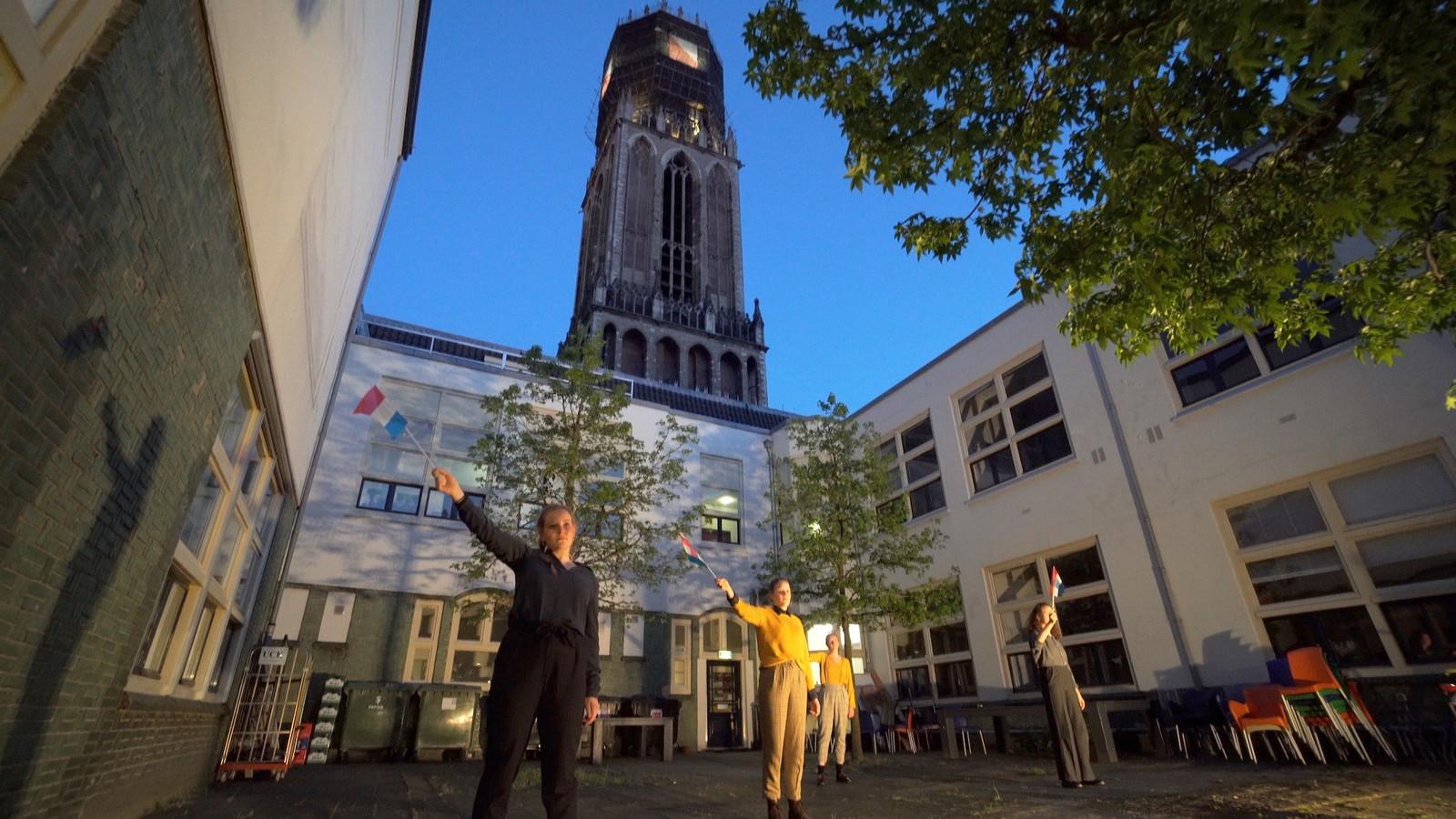 Een voorstelling van Theaterschool Utrecht uit 2019.