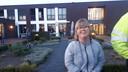 Bewoonster Marleen van de woonvoorziening van Amarant in Dongen kan weer lachen als het licht weer aan is. Hoewel, het liefst had Goede Tijden, Slechte Tijden ook nog even willen zien.