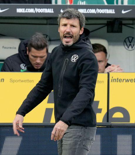 Mark van Bommel na dramatische reeks ontslagen bij VfL Wolfsburg