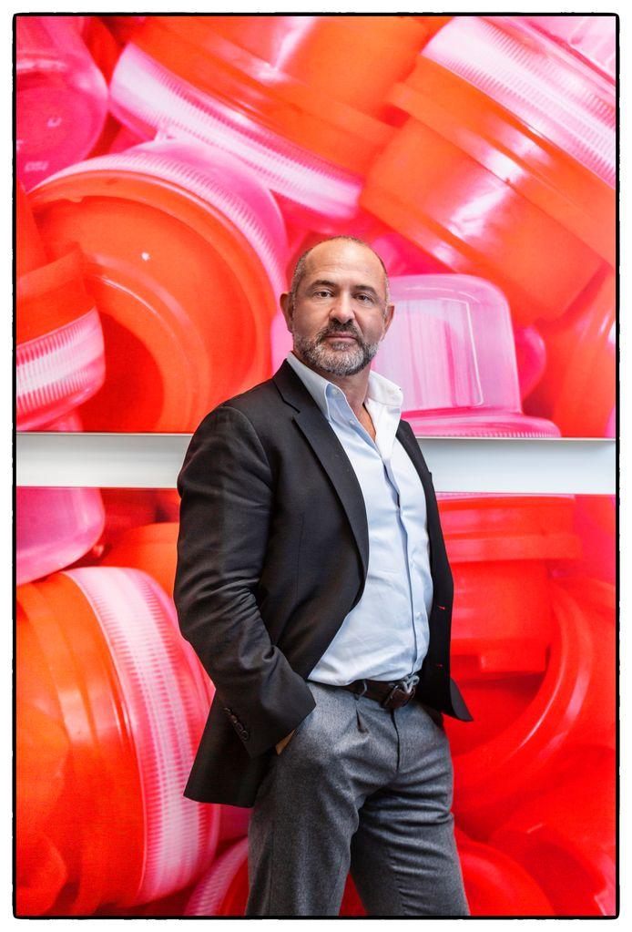 David Katz heeft zijn oog op Rotterdam laten vallen als locatie van het Europese hoofdkantoor van Plastic Bank.