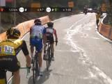 Bekijk hier hoe Kruijswijk zich in Vuelta top-3 fietst