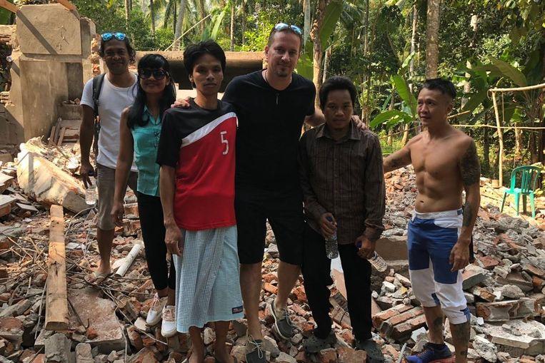 Koen Van Tornhout in Lombok.