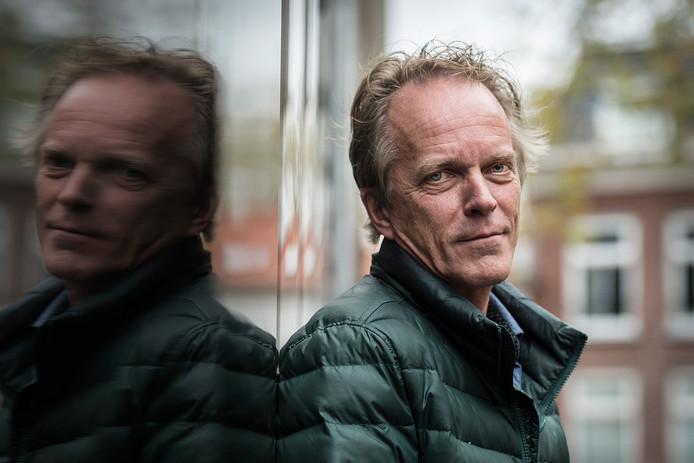 Cultuurproducent Peter Dictus uit Zundert.