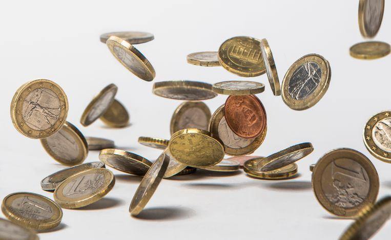 Euro's. Beeld Getty