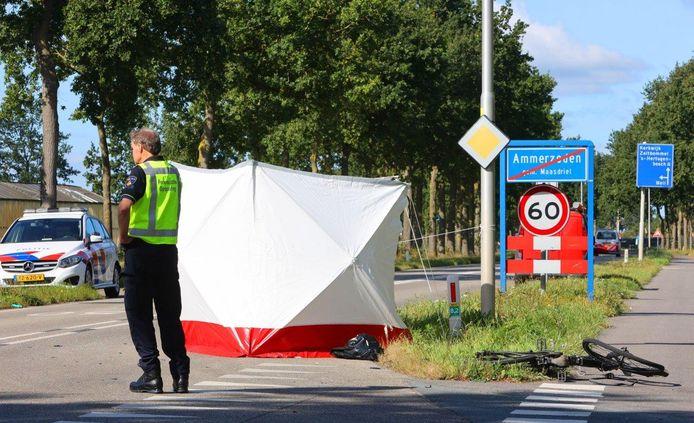 Oud-motorcoureur Boet van Dulmen (73) is donderdagochtend om het leven gekomen bij een botsing.