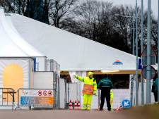Une explosion près d'un centre de dépistage Covid-19 aux Pays-Bas